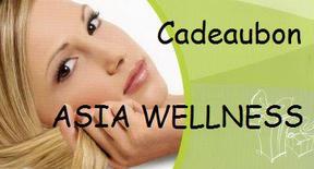 Cadeaubon Asia Wellness!